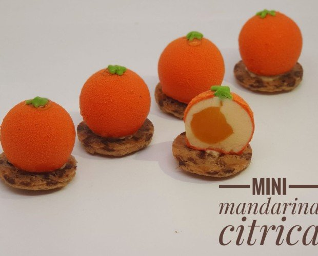 Mini Mandarina Cítrica. Línea coktail 2019