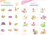Pulpa y smoothies