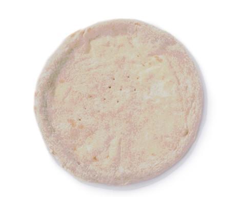 Pizzas Precocinadas.Base de pizza pequeña de 24cm de diámetro.
