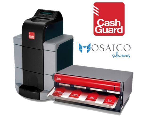 cashguardMosaico. Integracion de cajones de gestion de efectivo
