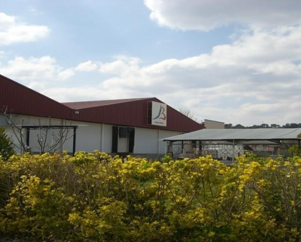 Fábrica. Vista exterior de nuestra fábrica