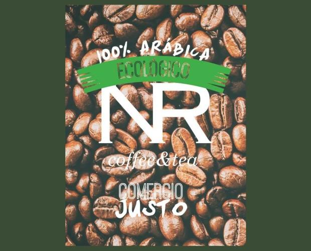 Café ecológico. Blend de café arábica natural