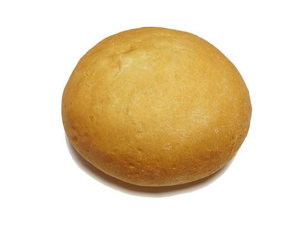 Pan de Hamburguesa.Pan de hamburguesa