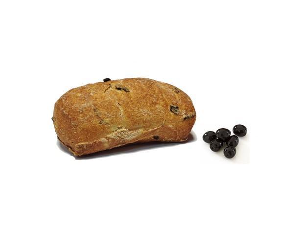 Pan de olivas. Delicioso pan con olivas