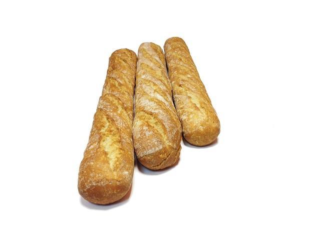 Barra Mediterránea. Barras de pan