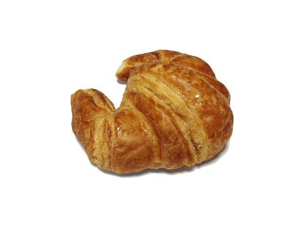 Croissant manteca. Bollería congelada