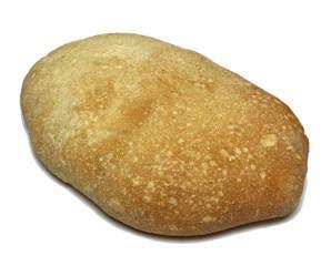 Mollete antequerano. Pan mollete antequerano