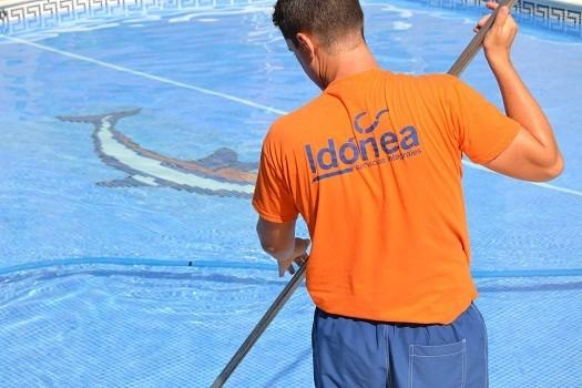 Mantenimiento de piscinas. Socorrismo y mantenimiento de piscinas