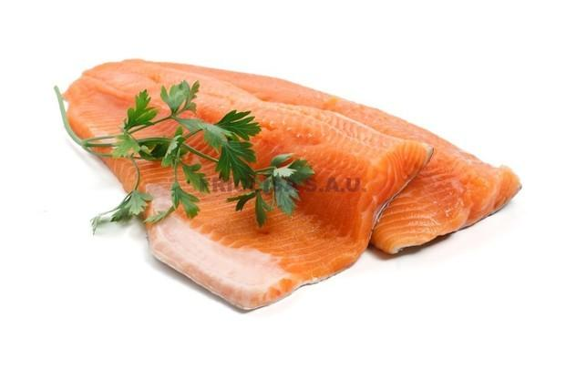 Pescado. Contamos con varios tipos de salmón