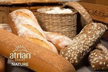 Pan. Pan congelado marca Atrian