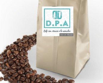 Café D P A. Nuestra gran selección de café con rico aroma