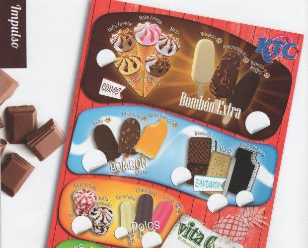 ktc. helados de impulso