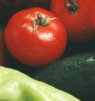 Tomates.Cebollas, patatas, tomates