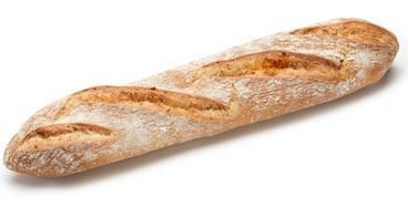 Pan. Diversas variedades de panes
