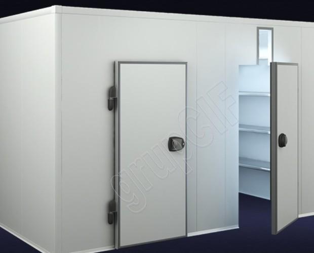 Cámaras Frigoríficas.Cámara frigorífica modular