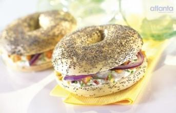 Bagels. Bagel Original