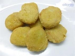 Nuggets de pollo. Nuggets de pollo y otras especialidades de pollo