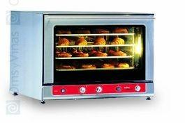 Hornos de Pan.Varios tipos de hornos de pan y de pastelería