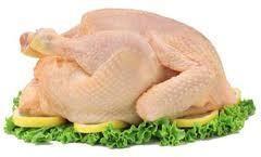 Carne de Aves. Pollo. Pollo Entero