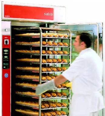 Hornos para panadería. Hornos de convección, hornos modulares