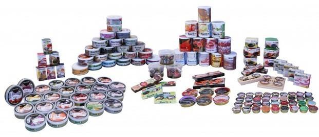 Nuestros productos. Descubra nuestra gama de productos
