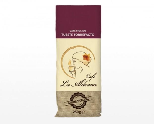 Café Molido.El mejor sabor y la mejor calidad