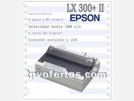 Impresora LX300C