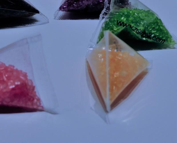 Azúcar. Otro tipo de Azúcar. Azucarillo transparente en envase individual