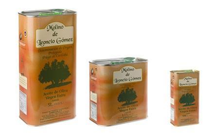 Aceite de Oliva. Extra virgen, calidad insuperable.