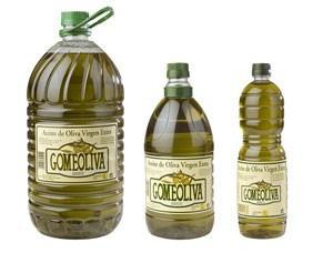 Aceite de Oliva.Plástico, vidrio, etc.