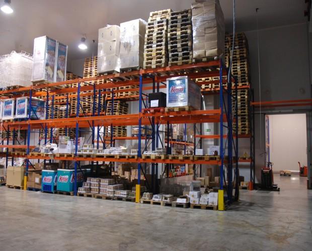 Nuestros almacenes. Amplias instalaciones
