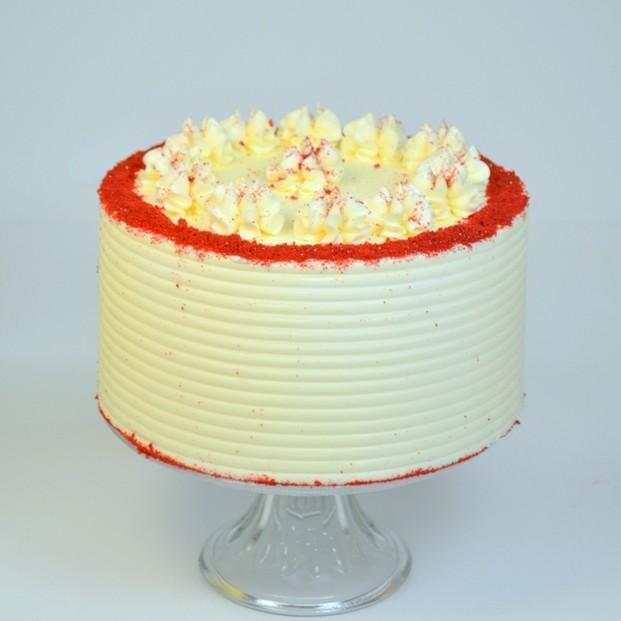 Tarta Red Velvet. Layer Cake - Red Velvet  Disponible en 10, 12 y 16 Porciones