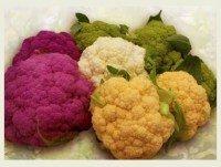 Coliflor variedad
