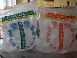 Fabricantes hielo. Barra,chupitos y otros formatos.