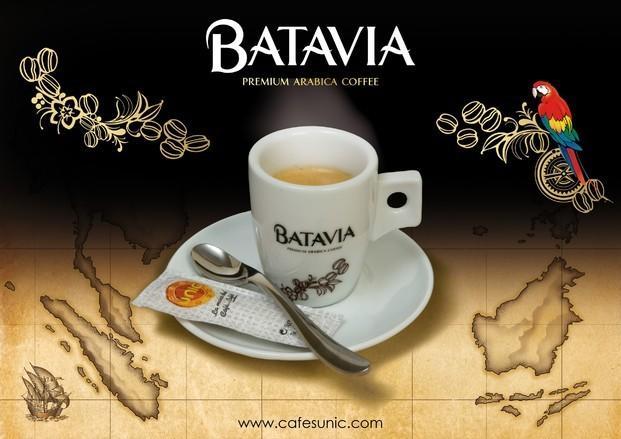 Variedades Batavia. La mejor mezcla de arábicas del mundo