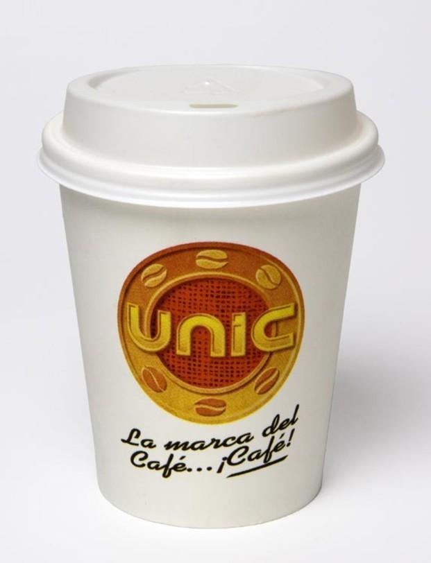 Complementos de café. Vasos térmicos para llevar el café