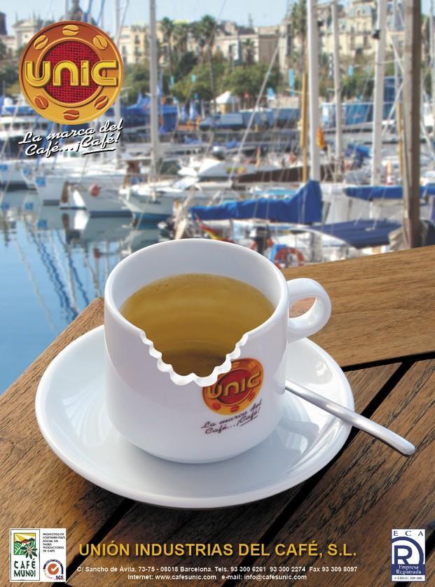 Café Unic. Café Unic, la marca del café!