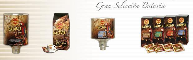 Proveedores de café. Contamos con varias líneas para cada sector