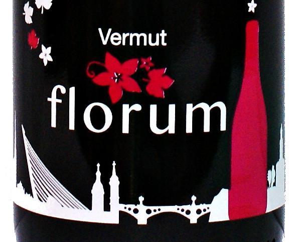 Vermut Florum. Excelente calidad
