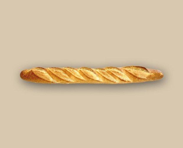 Baguette Artesana. Contamos con una amplia variedad de panes