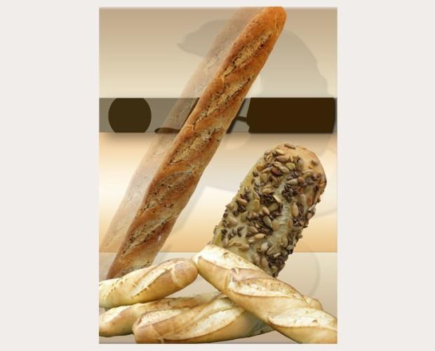 Pan . Contamos con un vasto catálogo de distintas variedades de pan