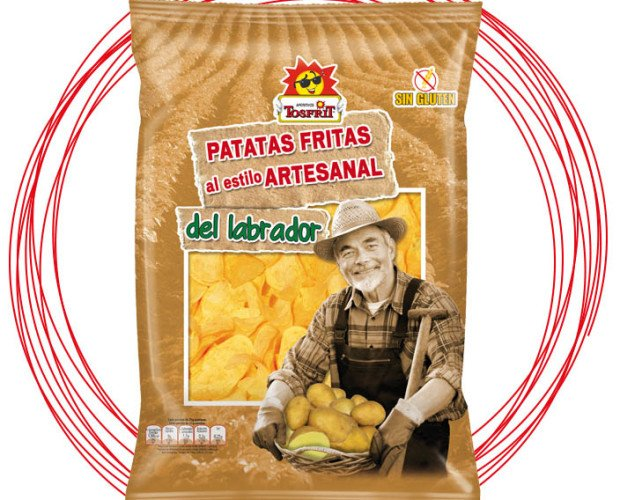Patatas Fritas.Al estilo Artesanal