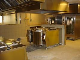 Proyecto cocina central