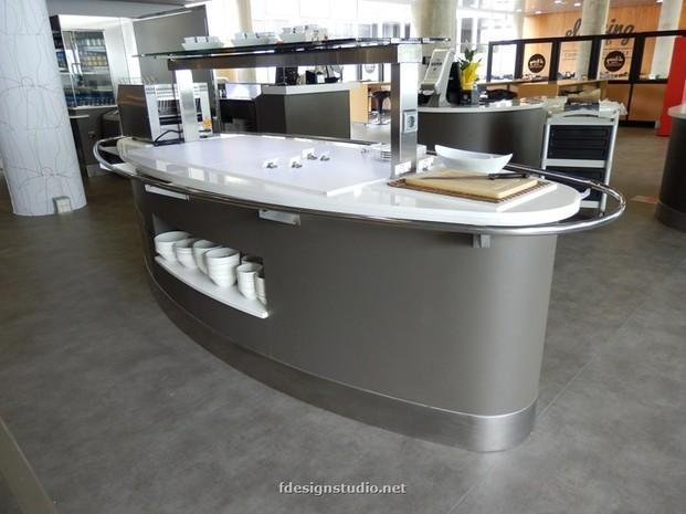 Cocinas personalizadas. Mobiliario