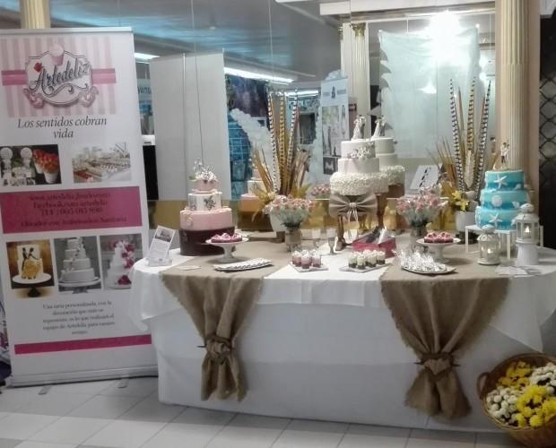Variedad de productos. Contamos con tartas, pasteles, cupcakes, etc.