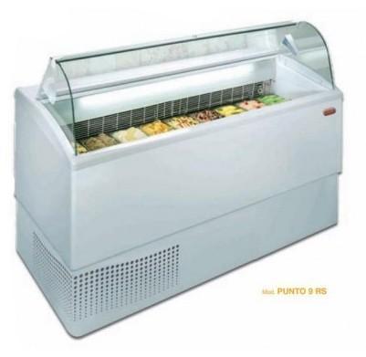Vitrina para helados. Modelo: Punto 12RS