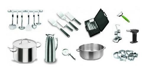 Menaje de cocina. Utensilios de cocina, baterías y más