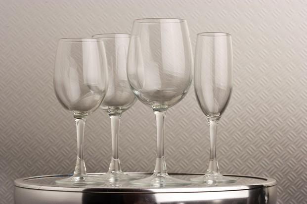 Cristalería. Tenemos la cristalería perfecta