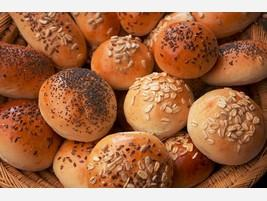 Pan de hamburguesa mini