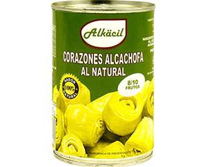 Corazones de alcachofas. De la mejor calidad